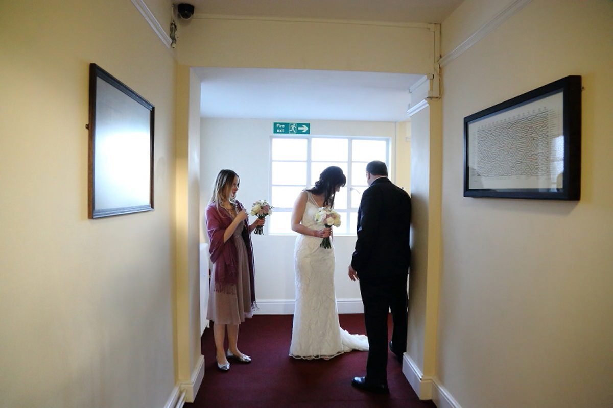 about to get married at cambridge union society wedding