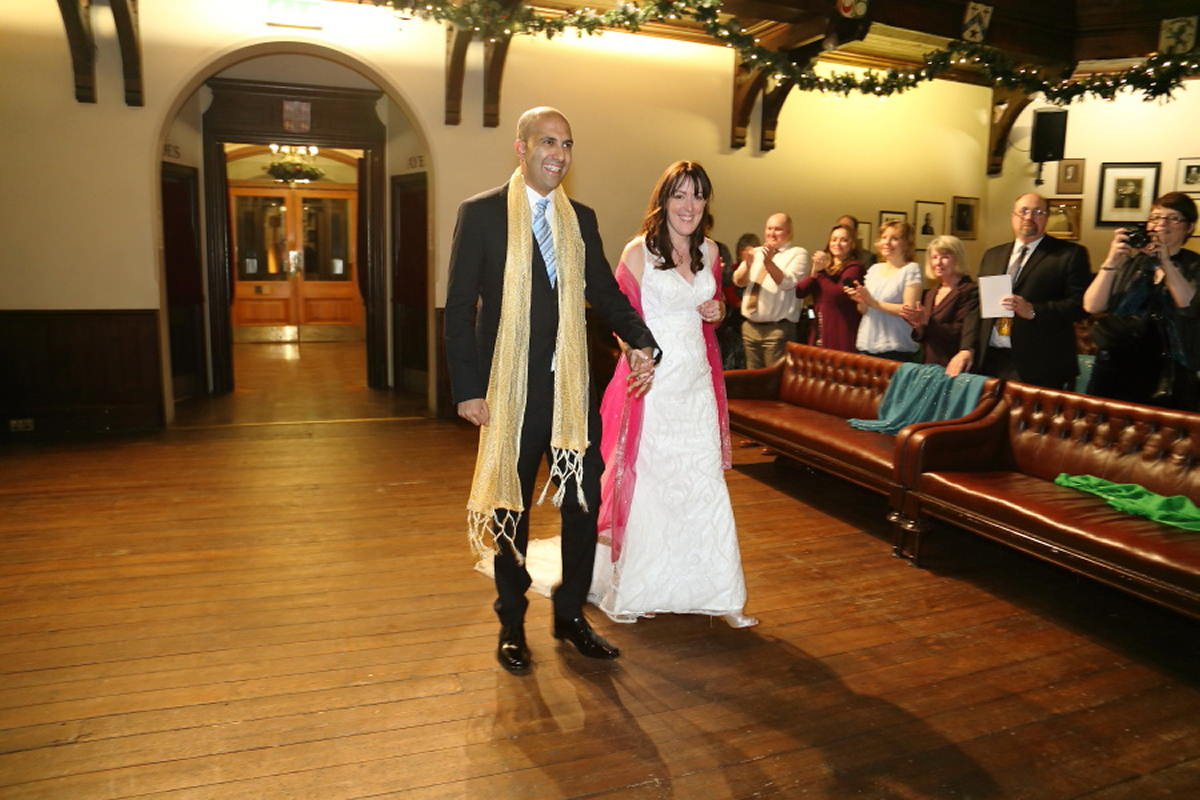 entering for indian dancing at cambridge union society wedding