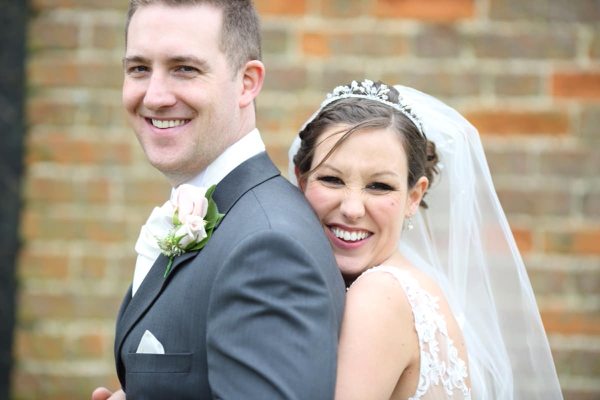 cute couples portraits at vintage essex wedding