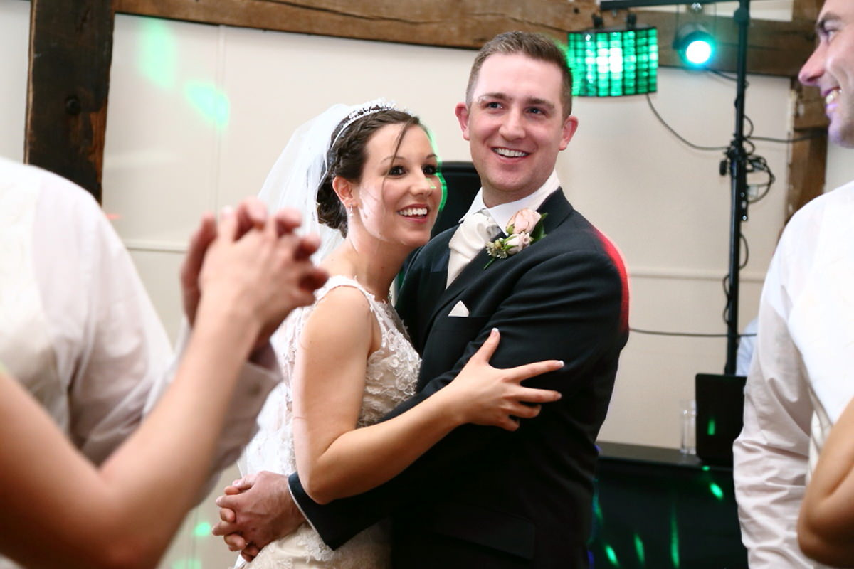 first dance at channels golf club essex