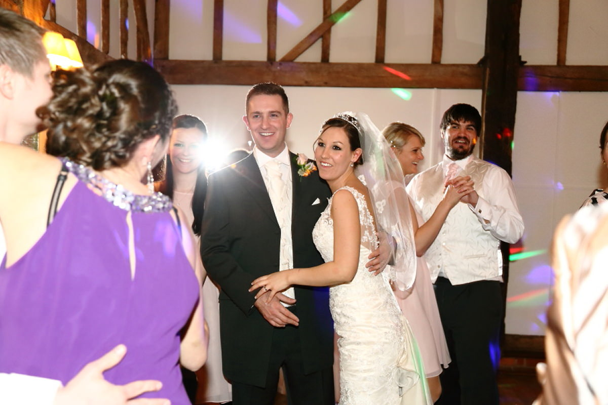 first dance photography at essex wedding