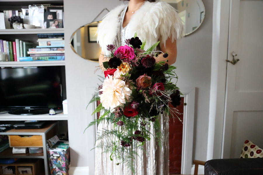 incredible bouquet by violets and velvet florist, wedding photography