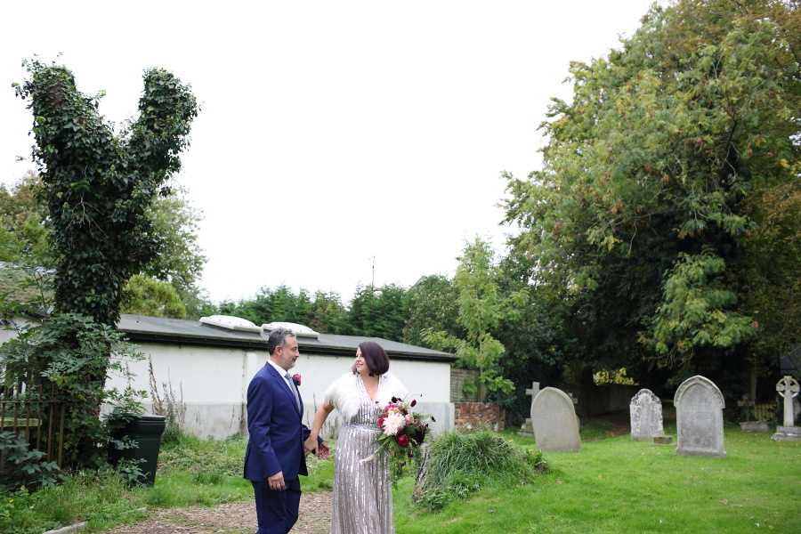 realxed natural wedding photography at manuden essex
