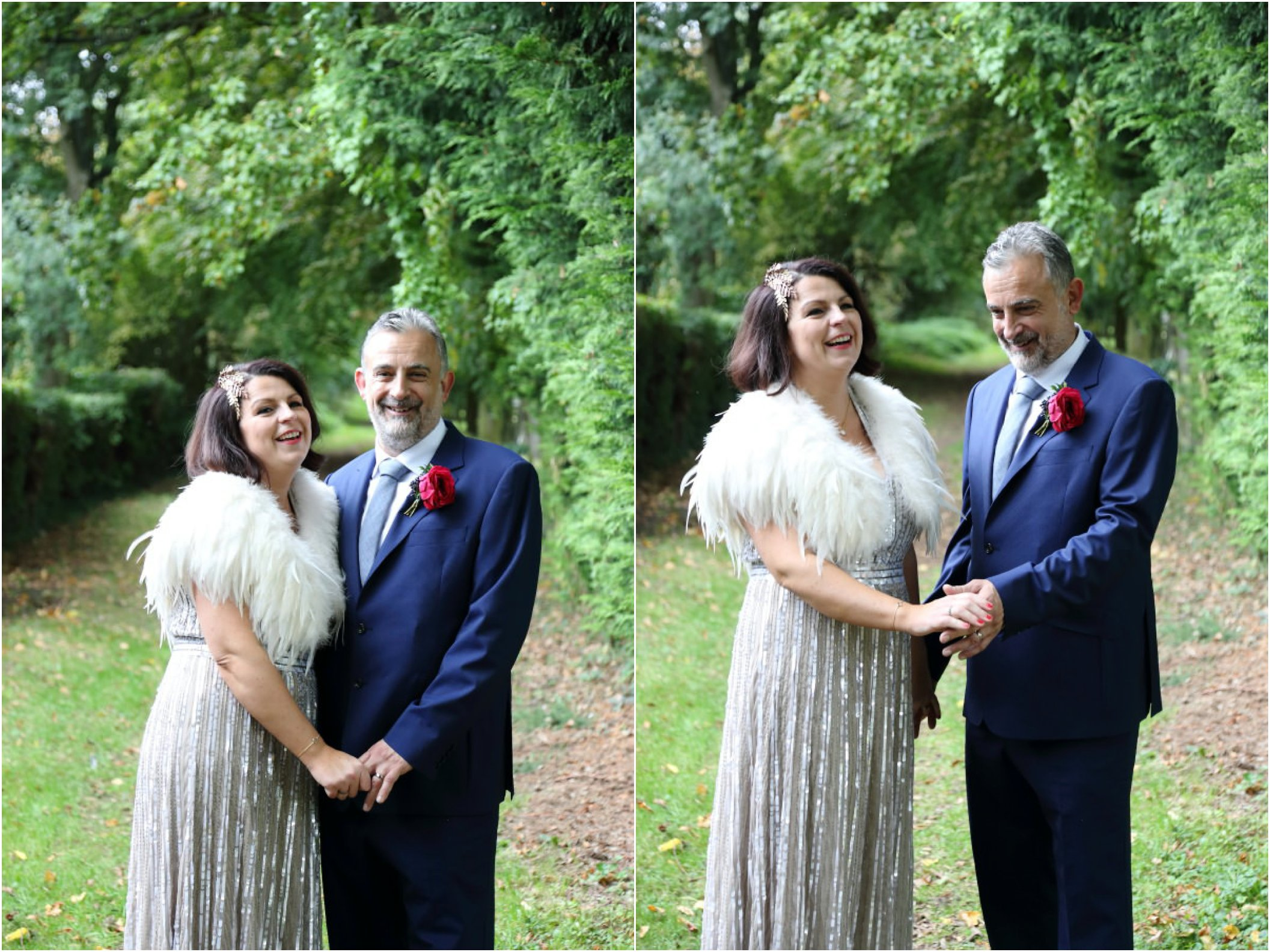 gorgeous, quirky couples portraits at manuden church, essex