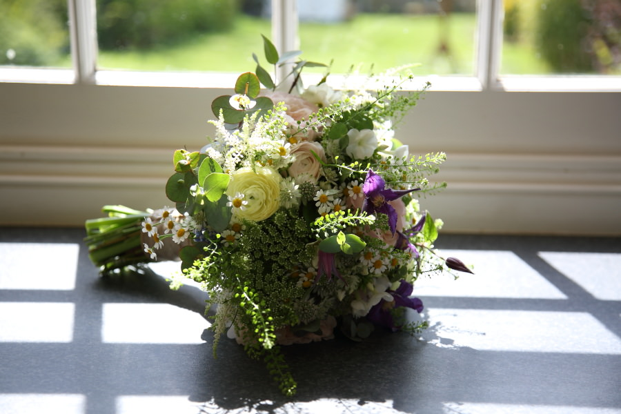 the flower boutique linton, wedding photography in Hempstead Essex