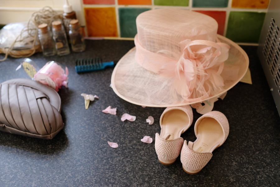 authentic wedding details reportage photography in Hempstead Essex