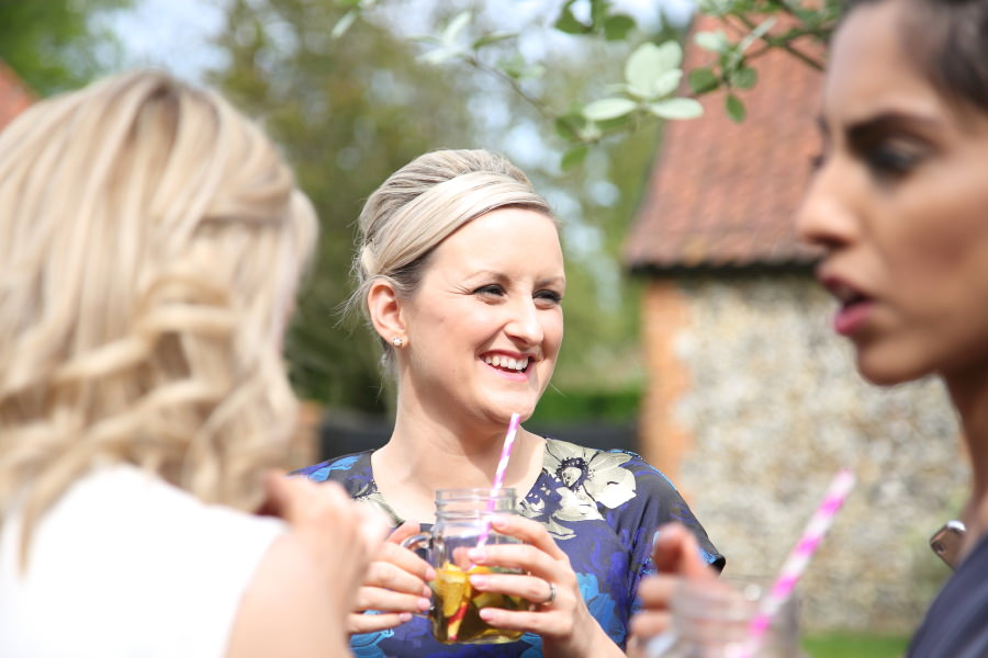 documentary wedding photography, the granary barns suffolk