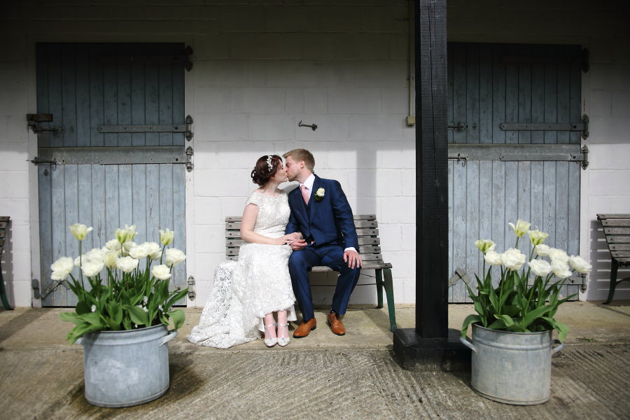 alternative wedding photography at the granary barns, newmarket suffolk