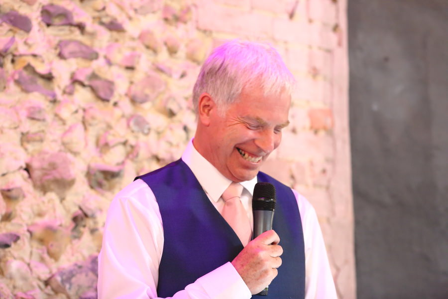 speeches at the granary barns