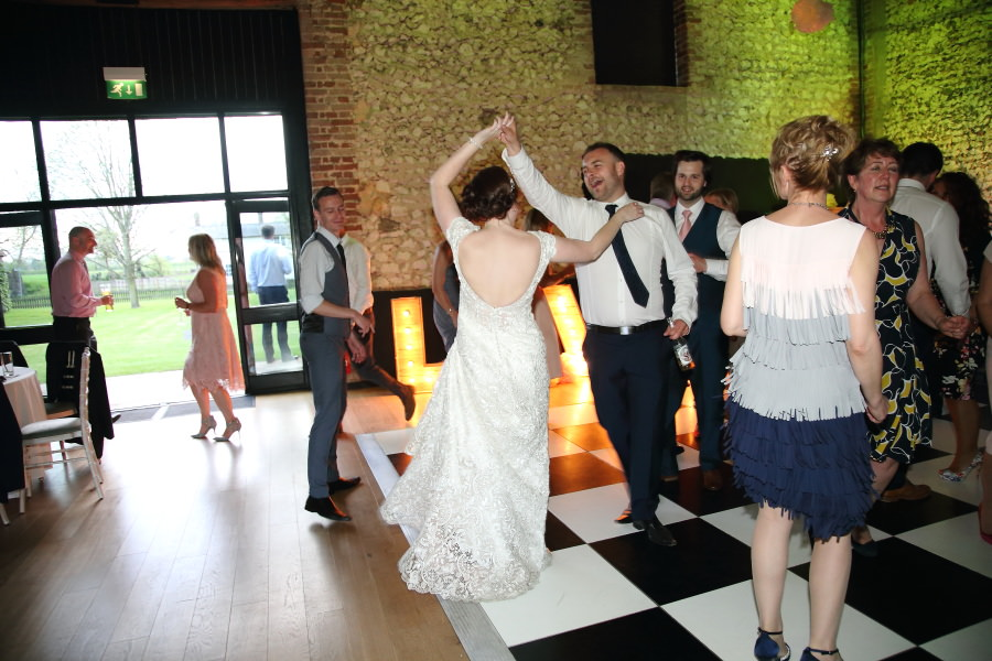 the granary barns wedding suffolk