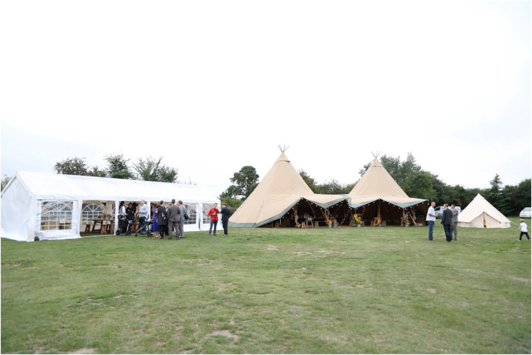 fab tipi rustic wedding in suffolk