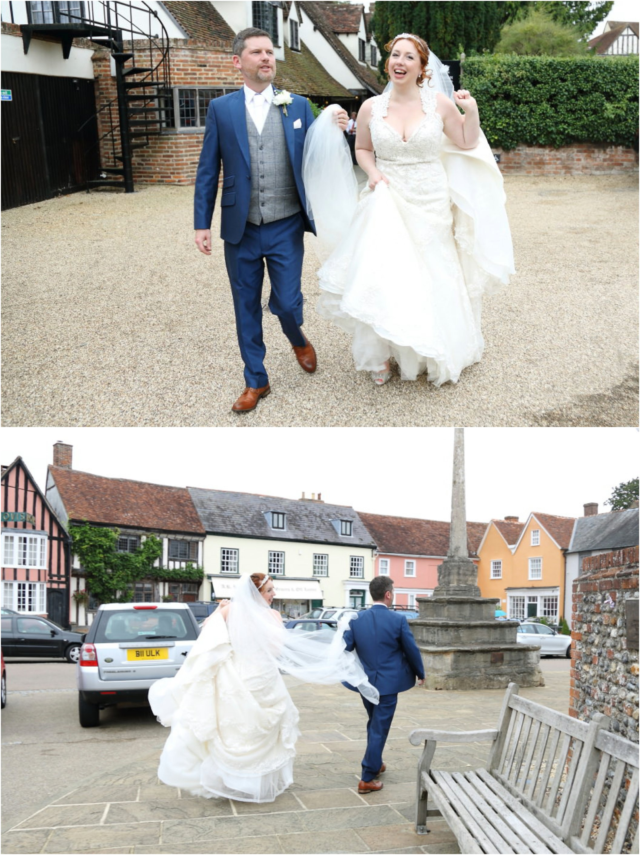 documentary wedding photography in Lavenham Suffolk