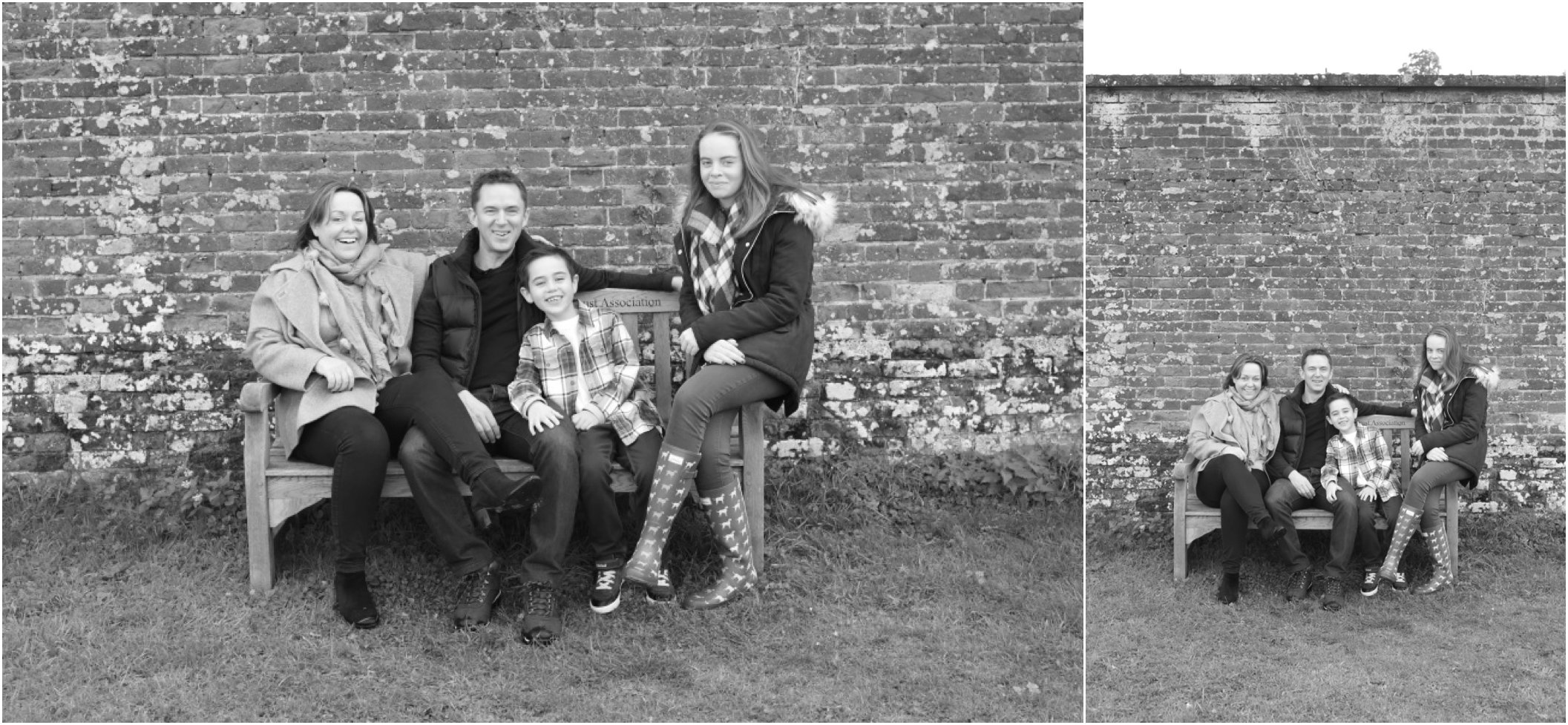 relaxed family photography in bury st edmunds