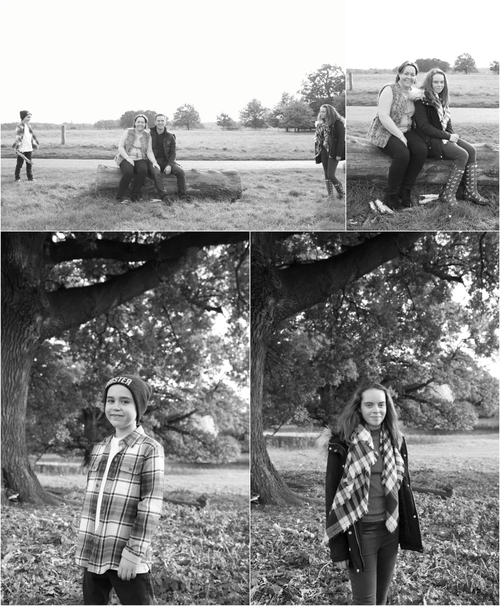 relaxed fun family photography with teenagers in suffolk countryside