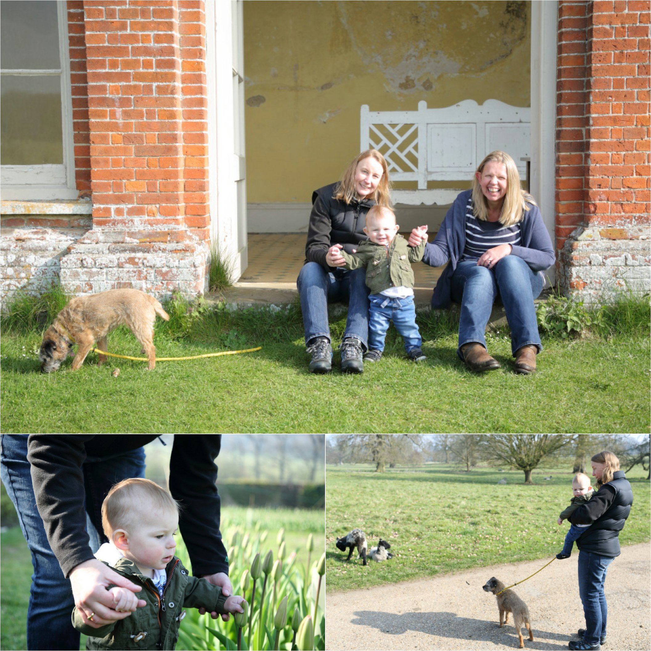 relaxed family photography at ickworth Suffolk