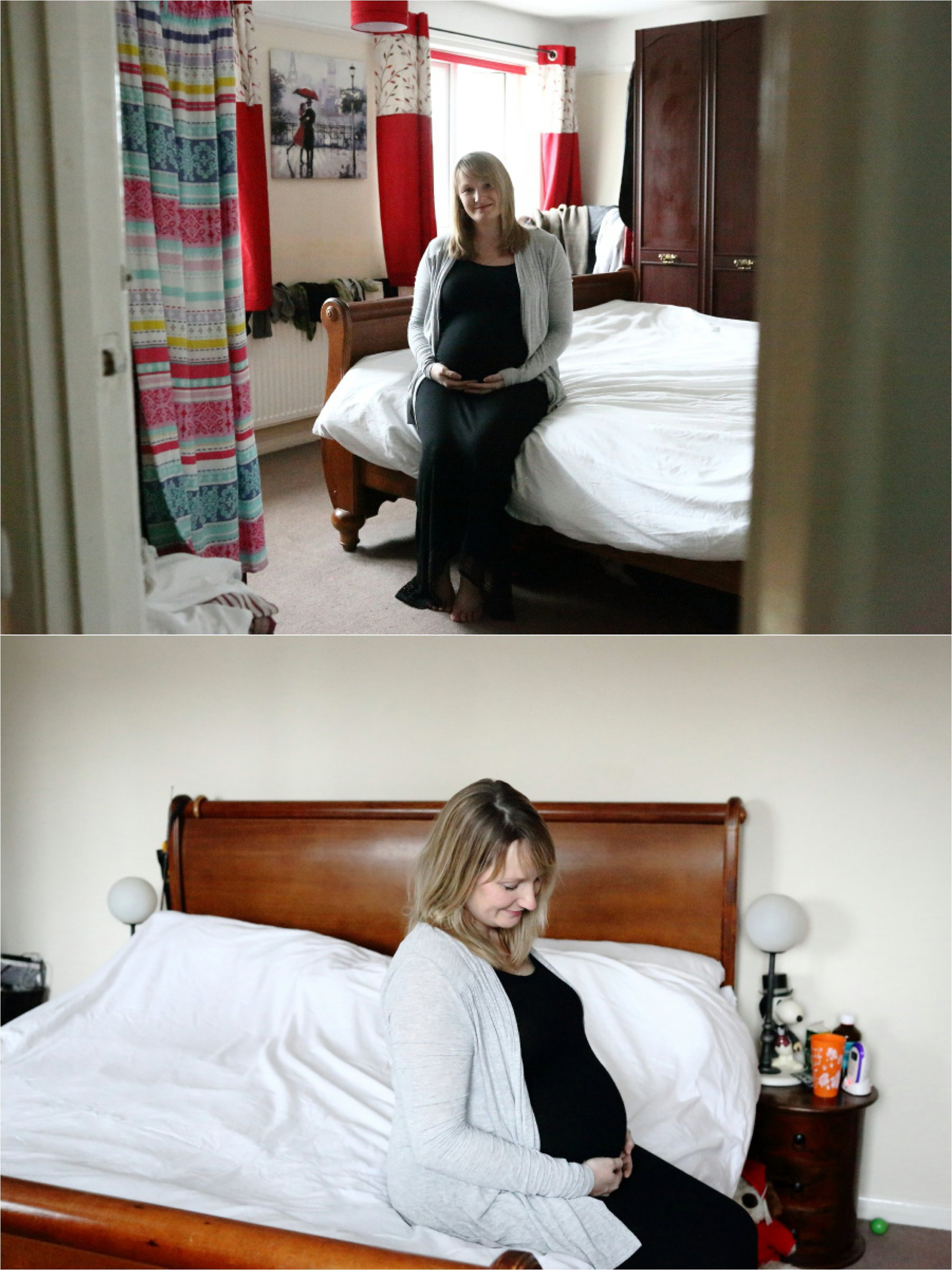 informal relaxed pregnancy photography in Suffolk
