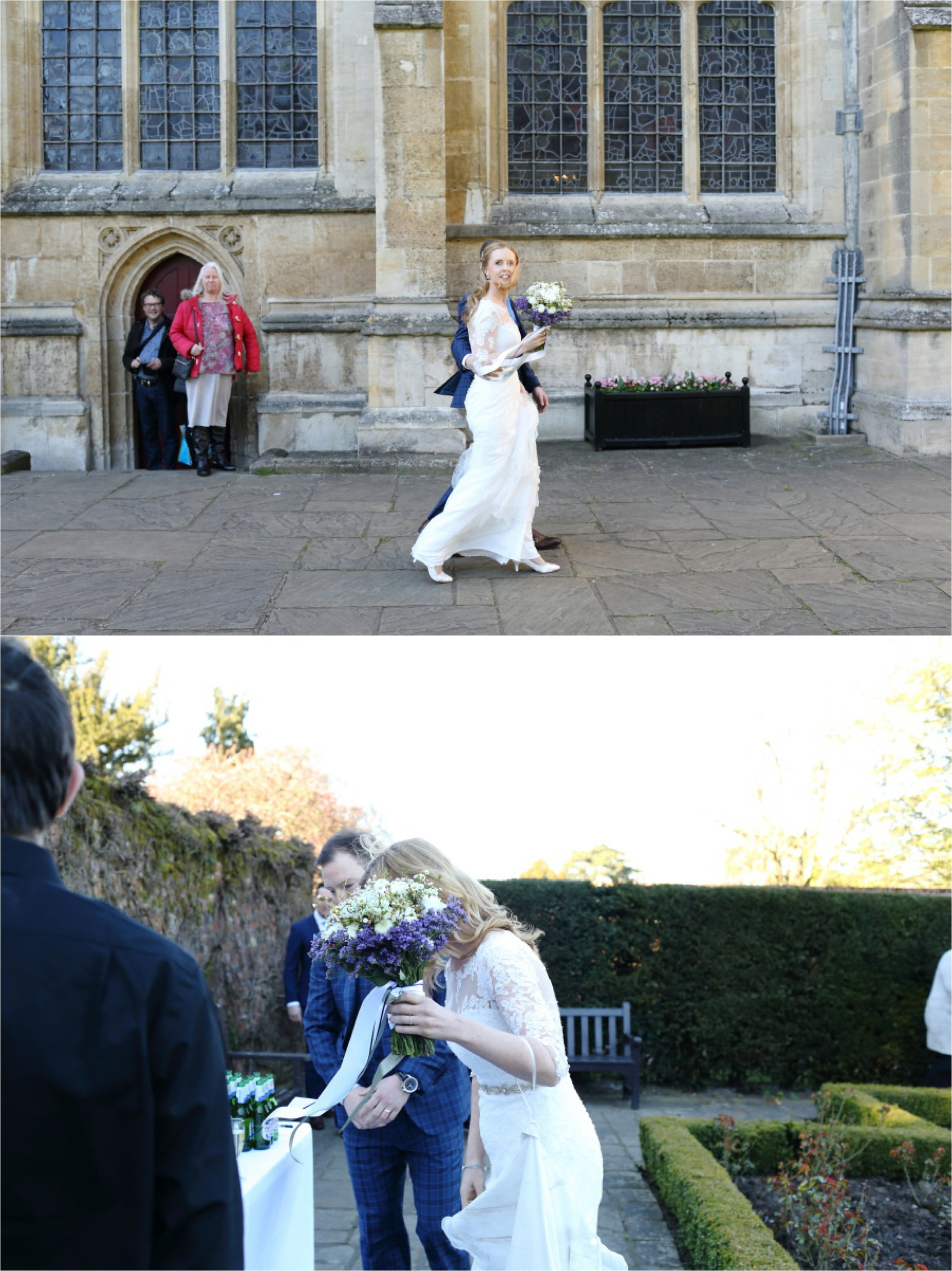 Quirky wedding photography in Bury St Edmunds, reportage wedding photography