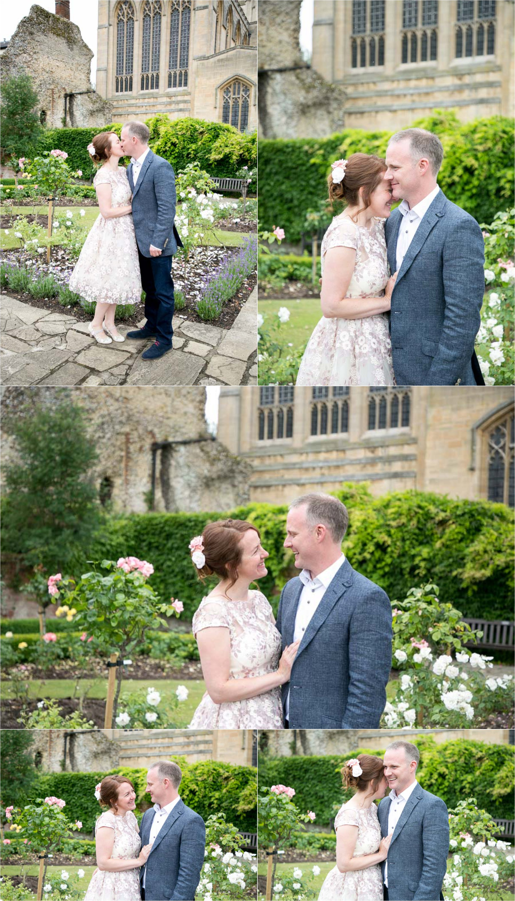 relaxed wedding photography in the abbey gardens bury st edmunds