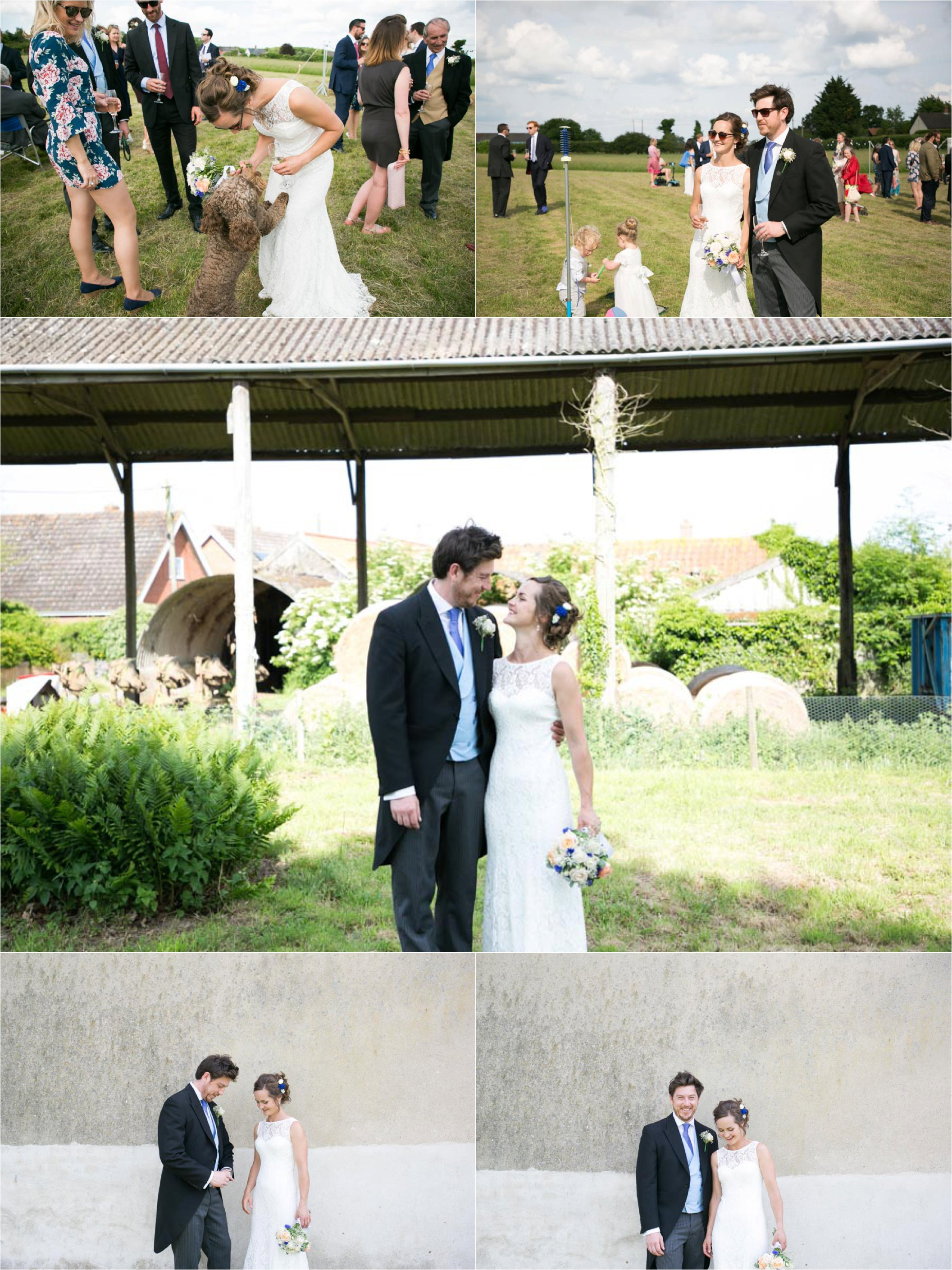 relaxed couple at Aldeburgh wedding