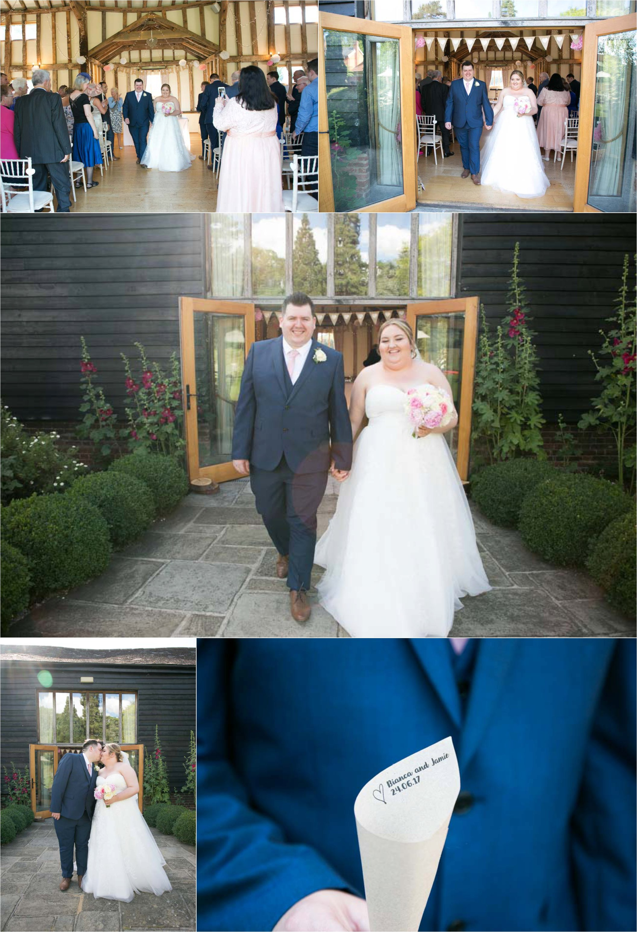 wedding photography the garden barn, fun relaxed summer suffolk wedding