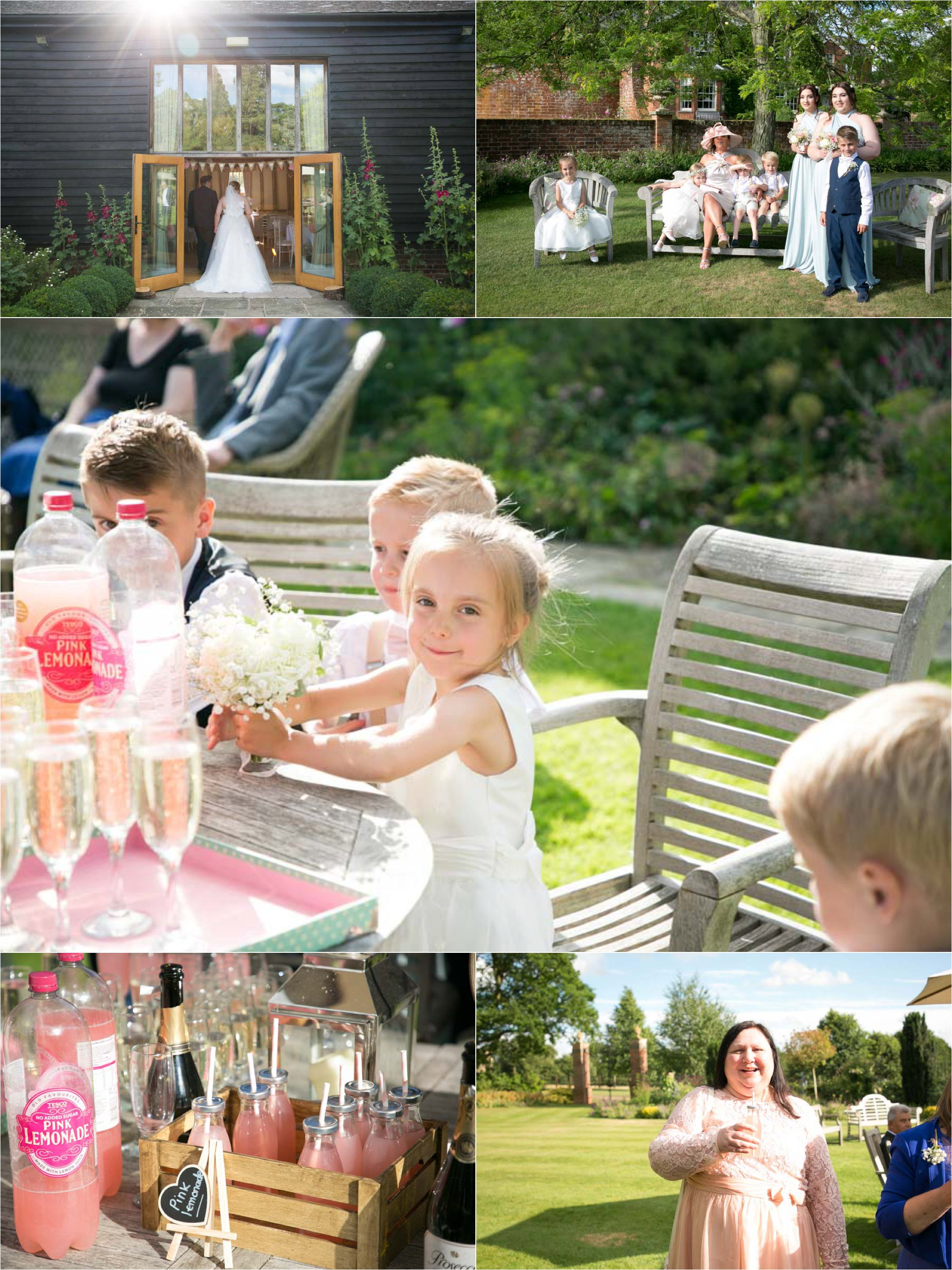 alternative wedding photography, the garden barn suffolk