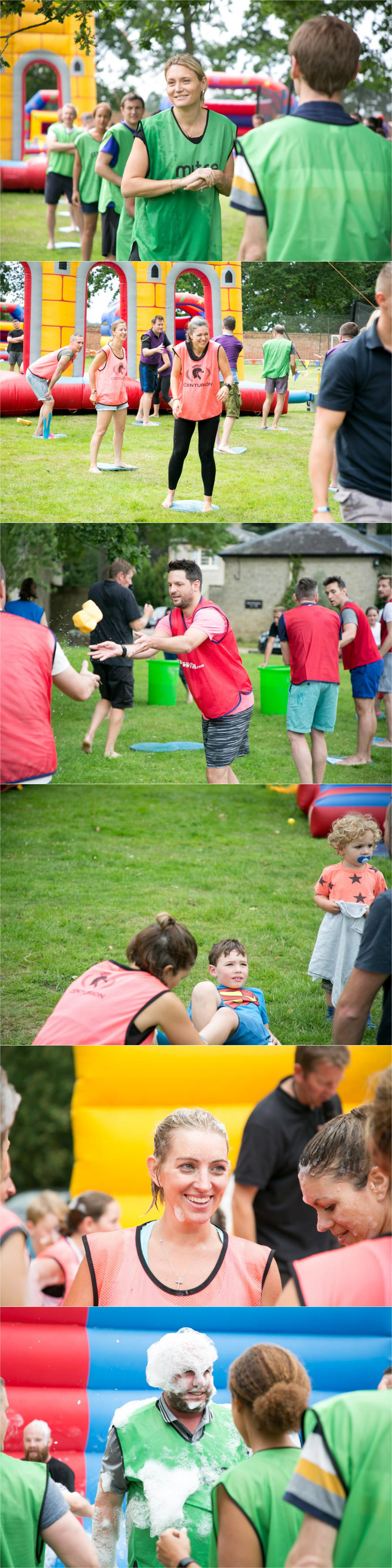 fun games for all the family at ickworth hotel suffolk