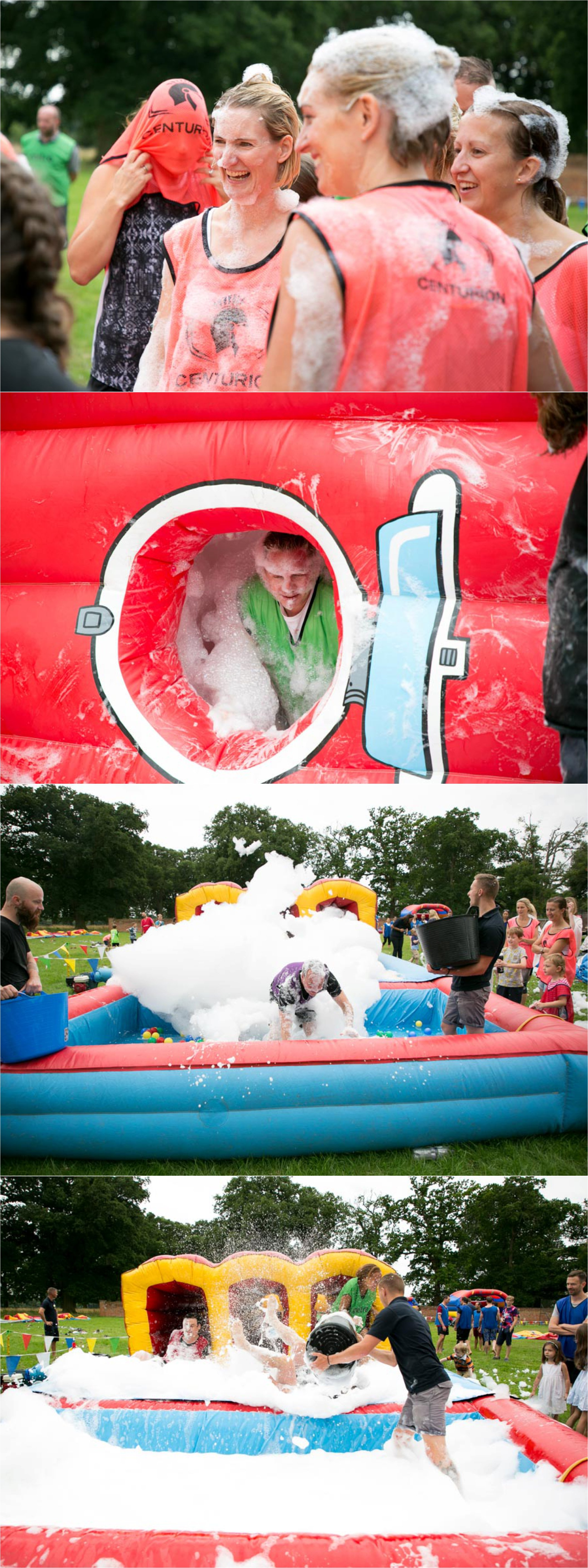 bubble games at ickworth hotel suffolk