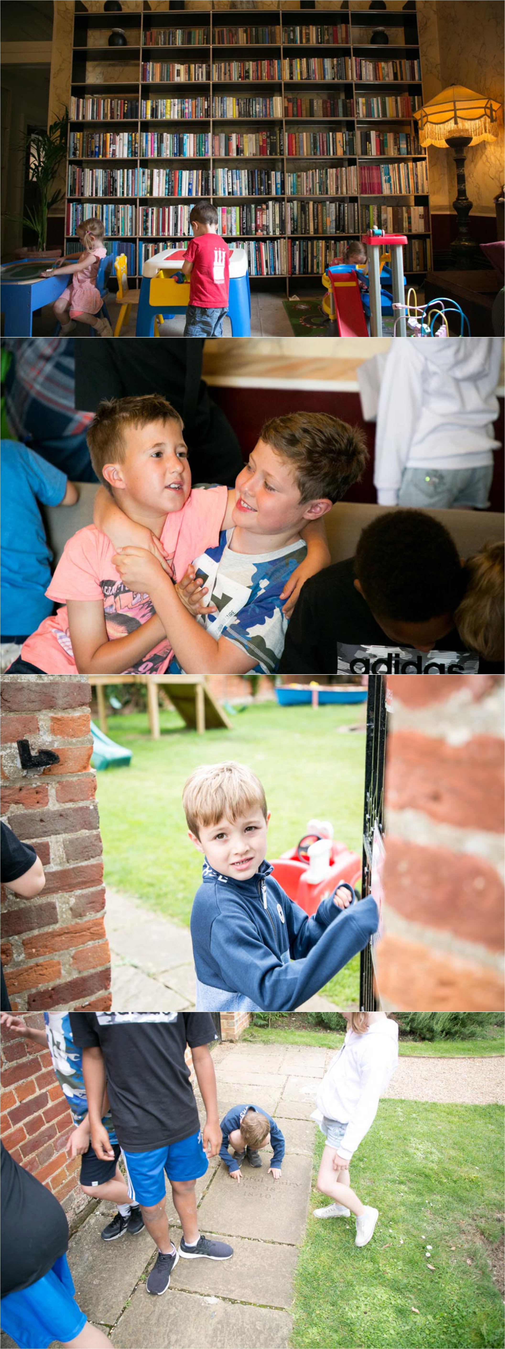 fun party photography at ickworth hotel suffolk