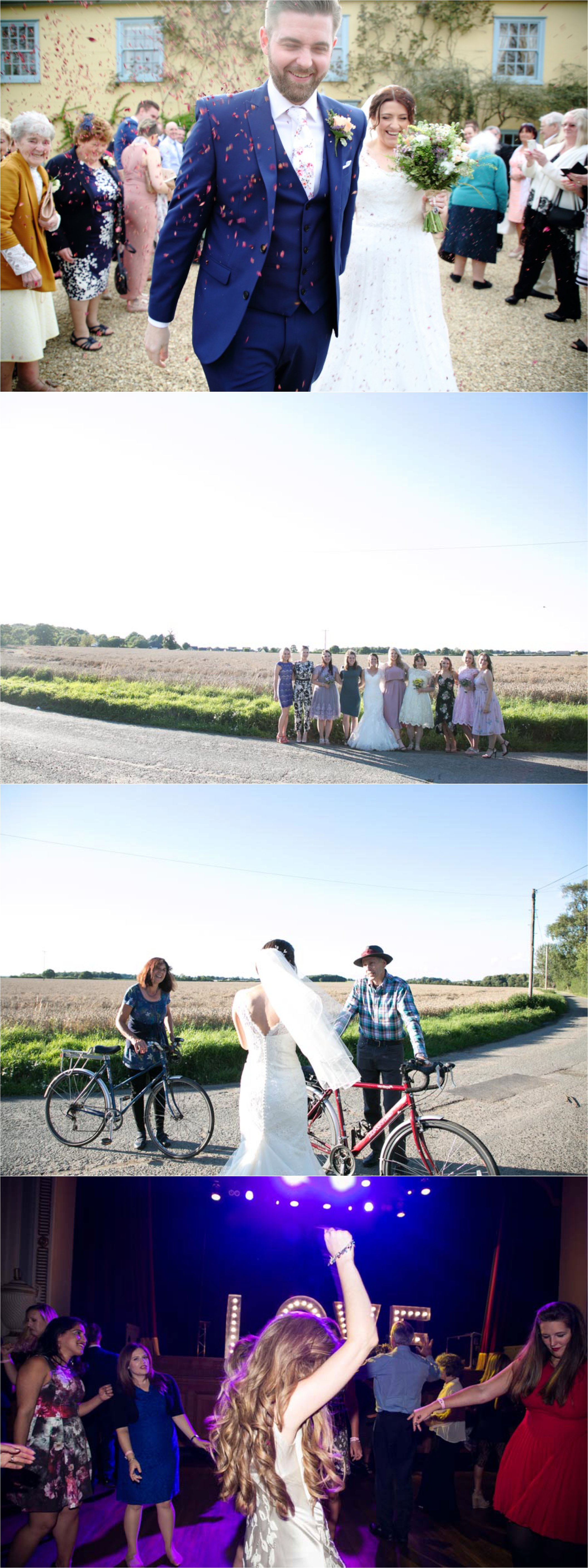 south farm fun relaxed weding photography