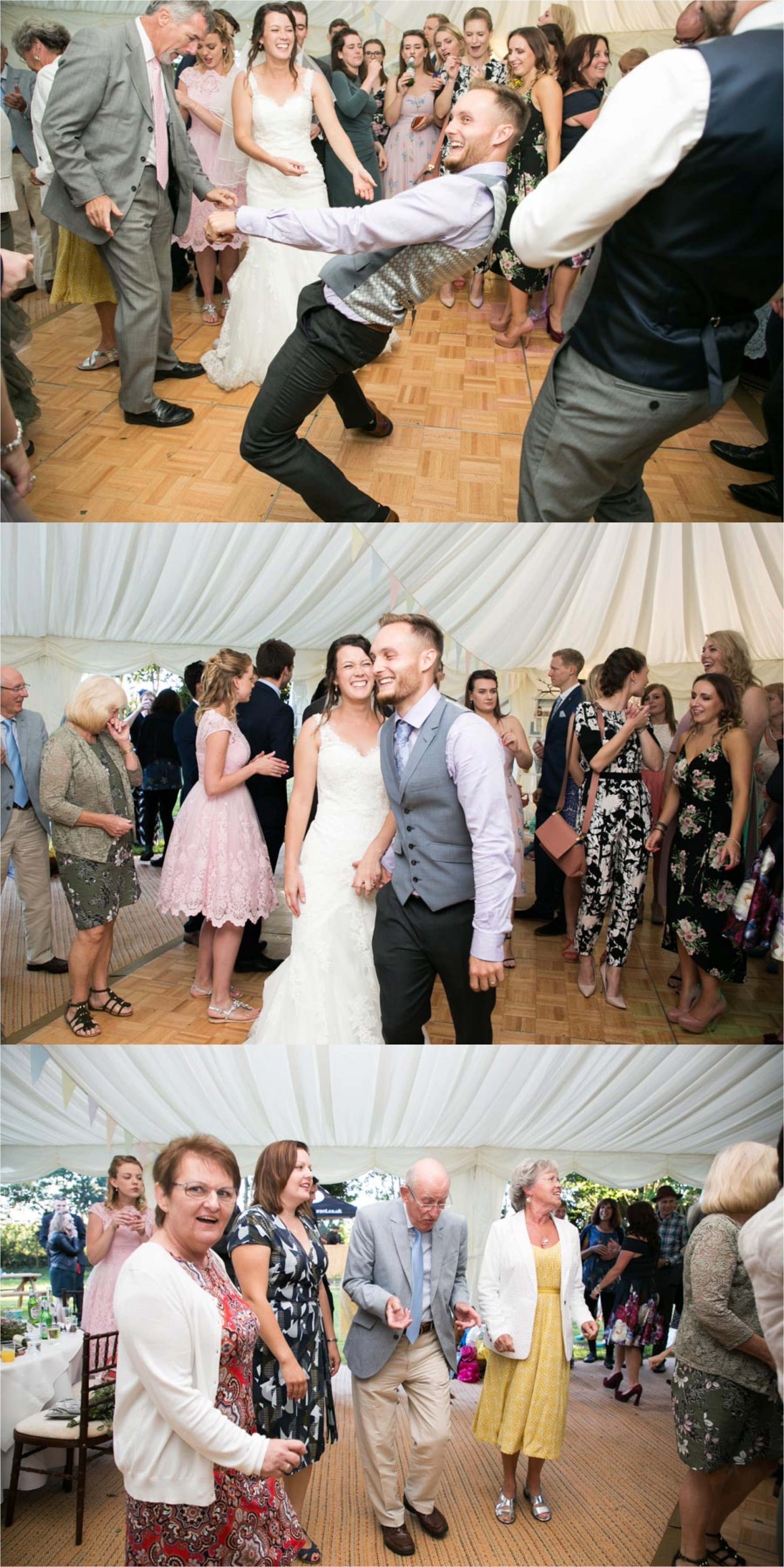 dancing at bury st edmunds wedding in marquee