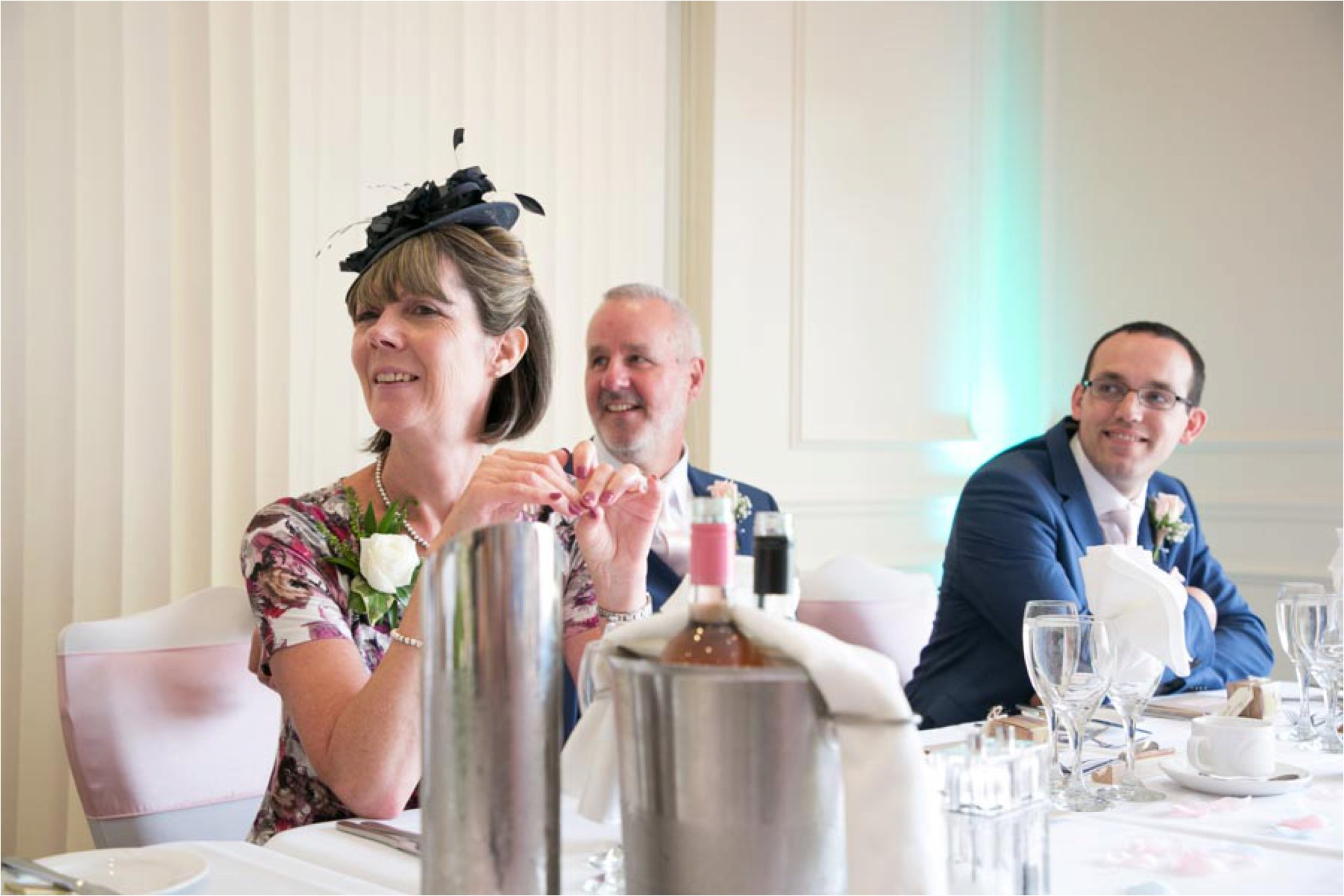 speeches at stoke by nayland wedding