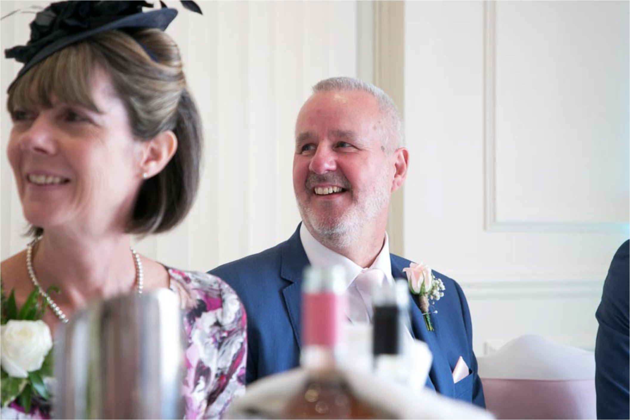 speeches at stoke by nayland wedding reception