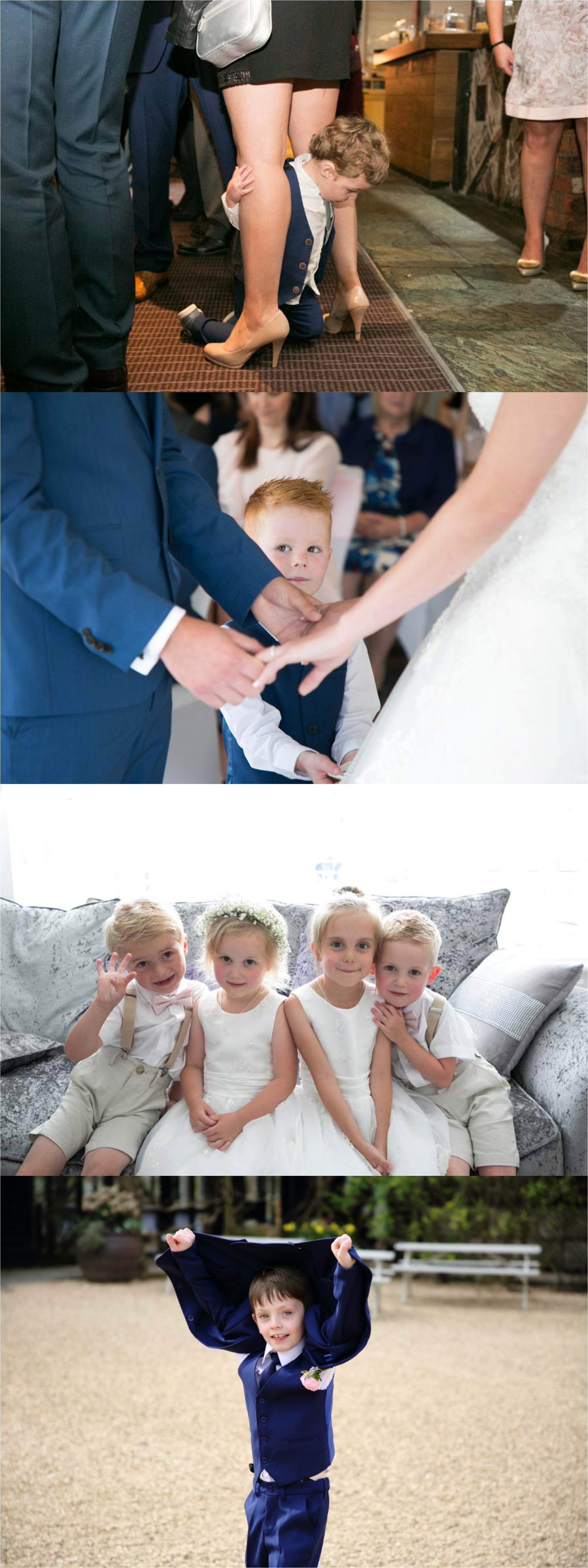 hints and tips on having children at your wedding, cambridge wedding photographer