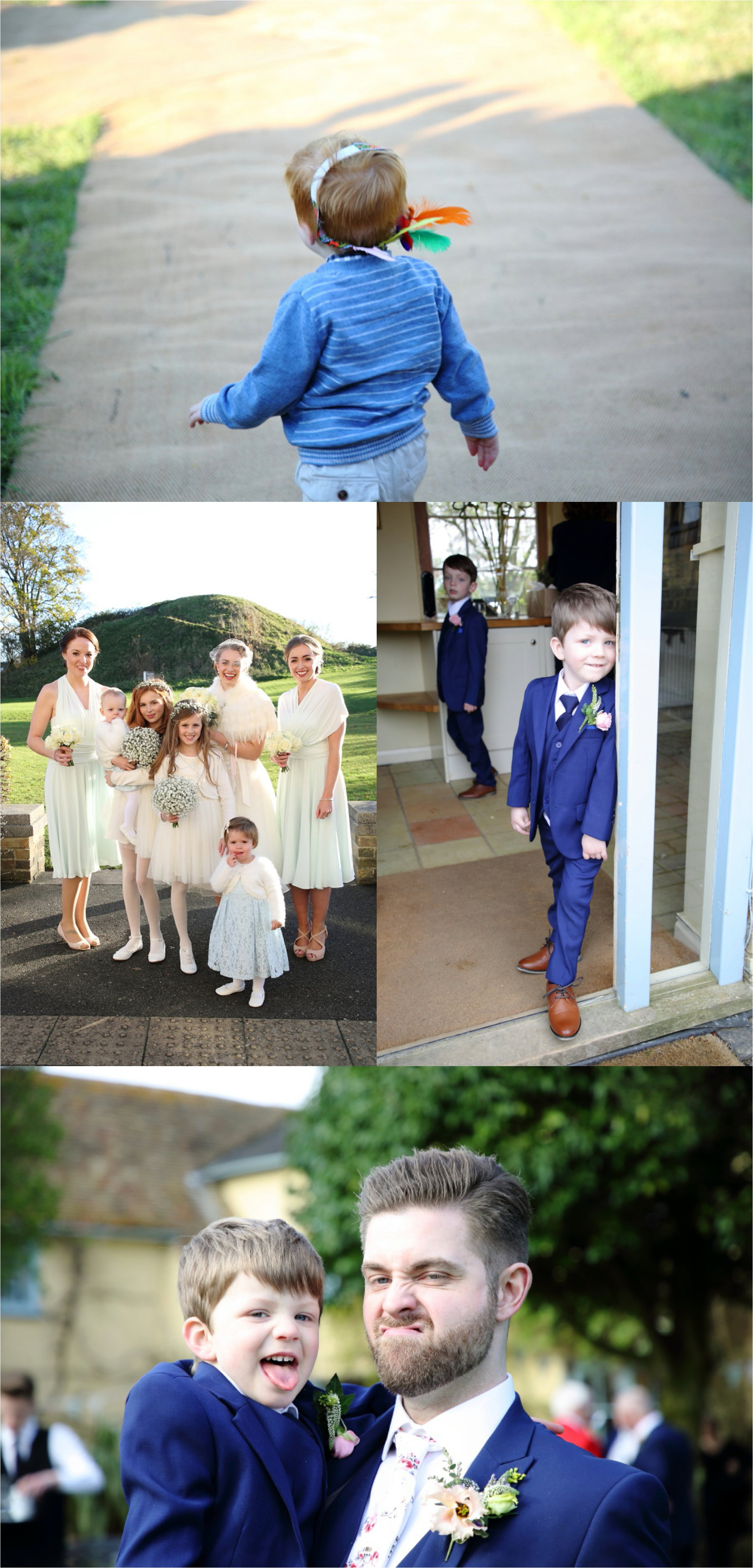 having children at your wedding, what to do and how to entertain them. Suffolk wedding photographer