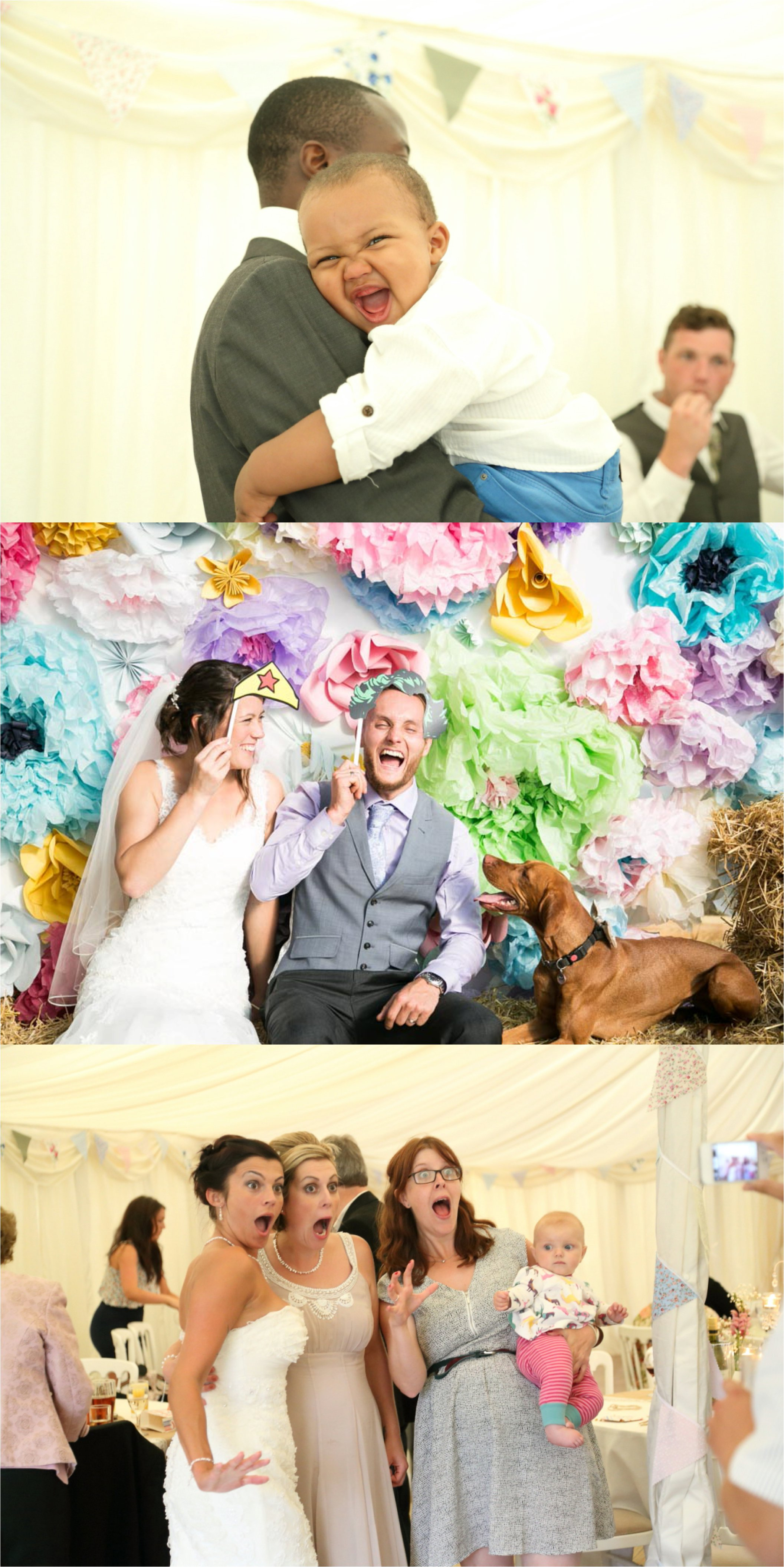 lots of laughter and fun at cambridge and suffolk weddings