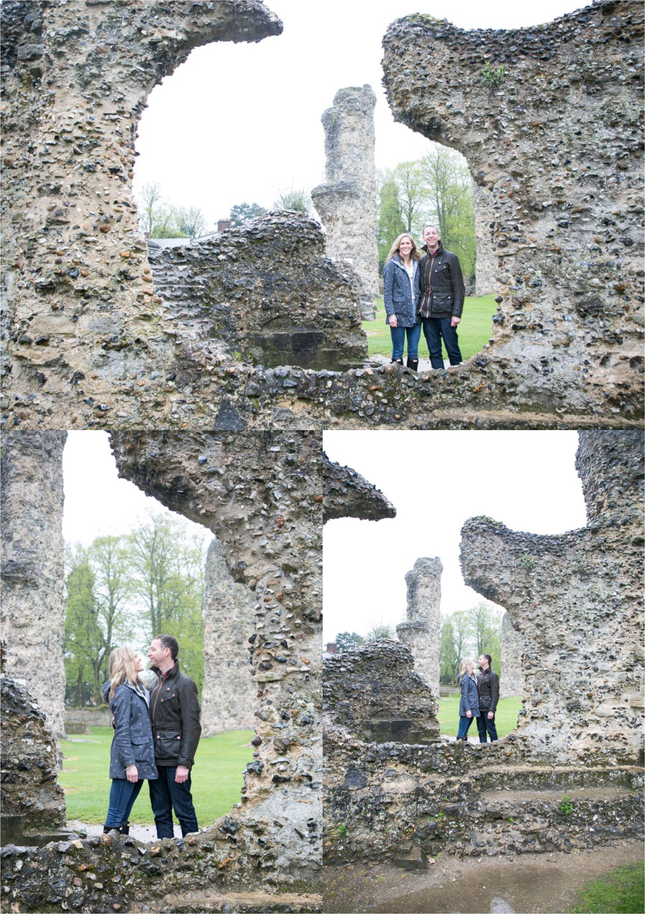 couples photography in abbey gardens bury st edmunds