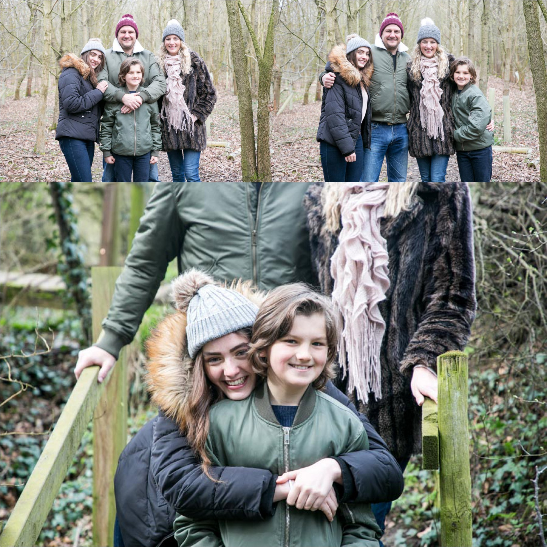 relaxed fun family photography in suffolk