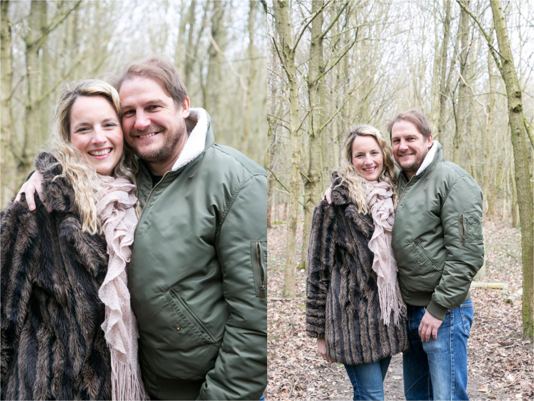 woodland family photography in suffolk