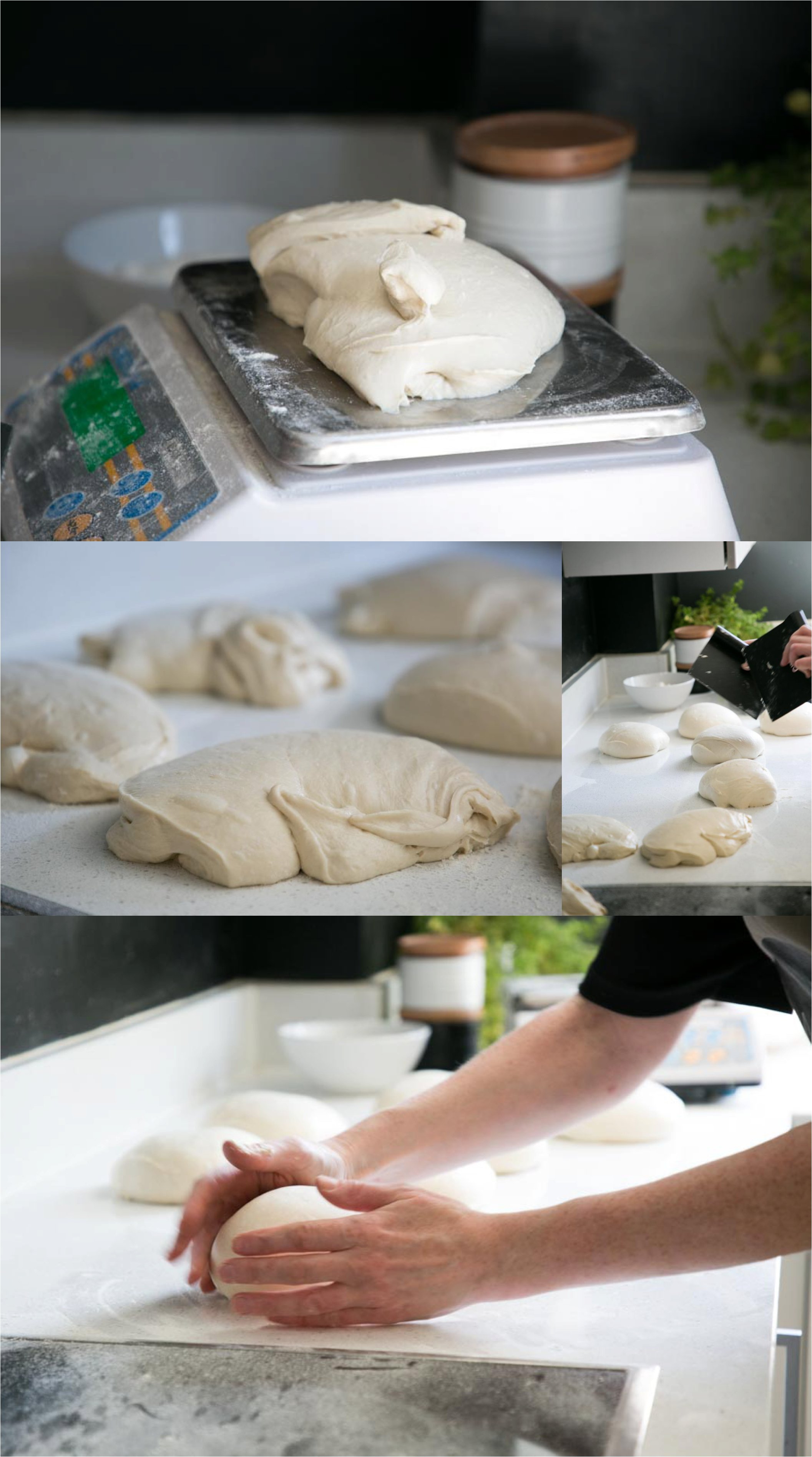 break baking and dough at bakers kitchen, lifestyle photography