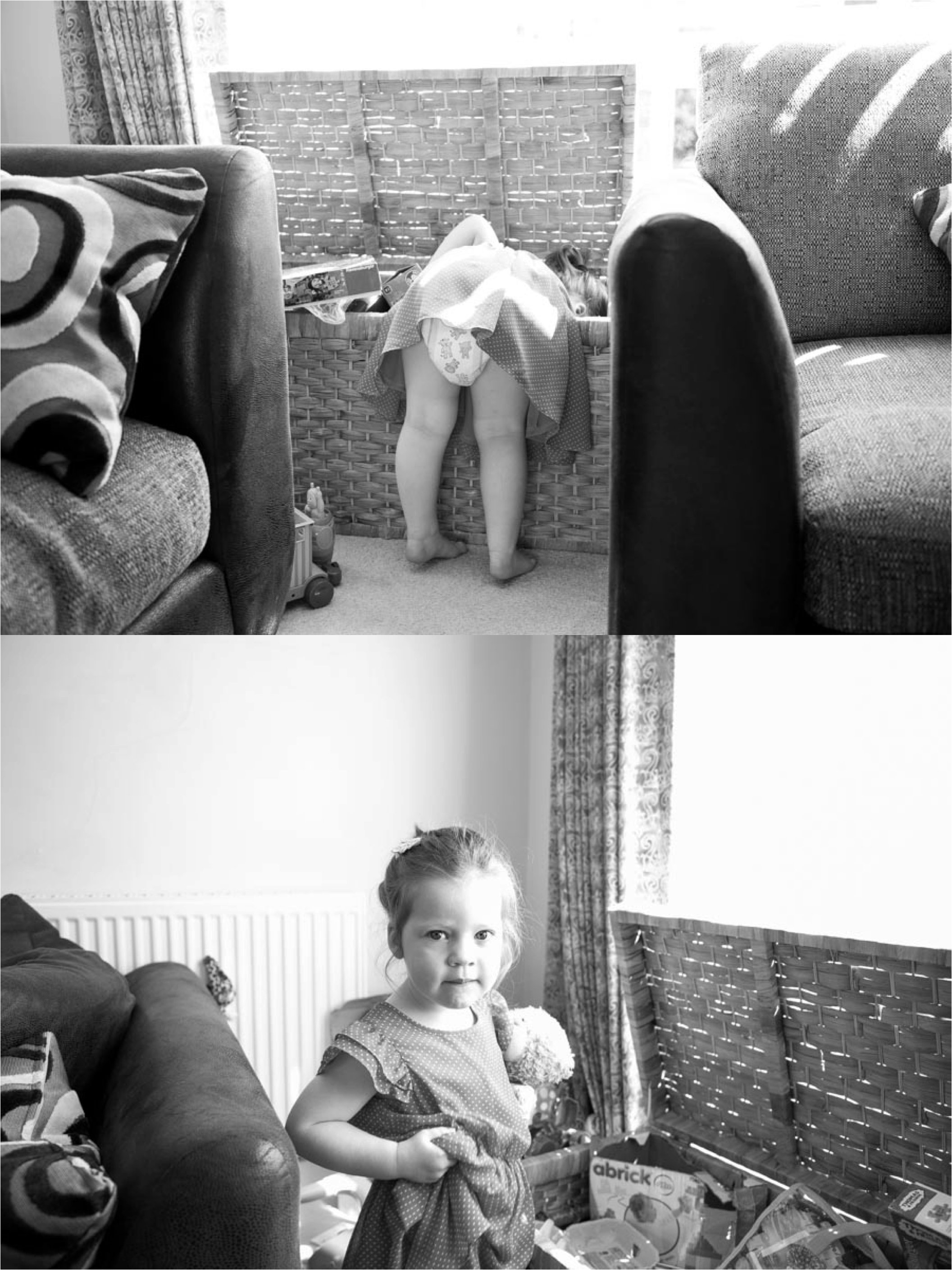 Alternative family photography in black and white, bury st edmunds suffolk