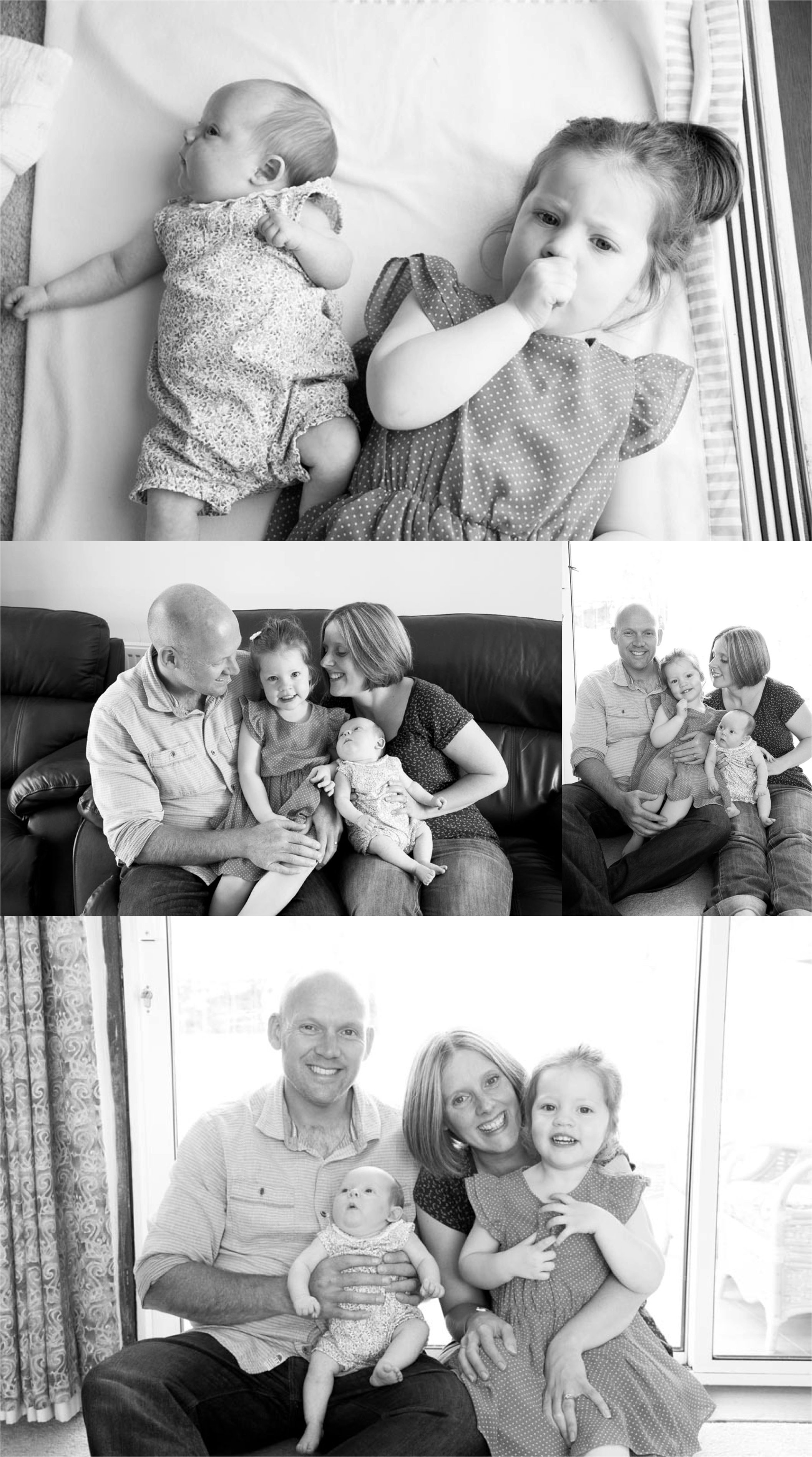 Family photography in black and white, bury st edmunds suffolk