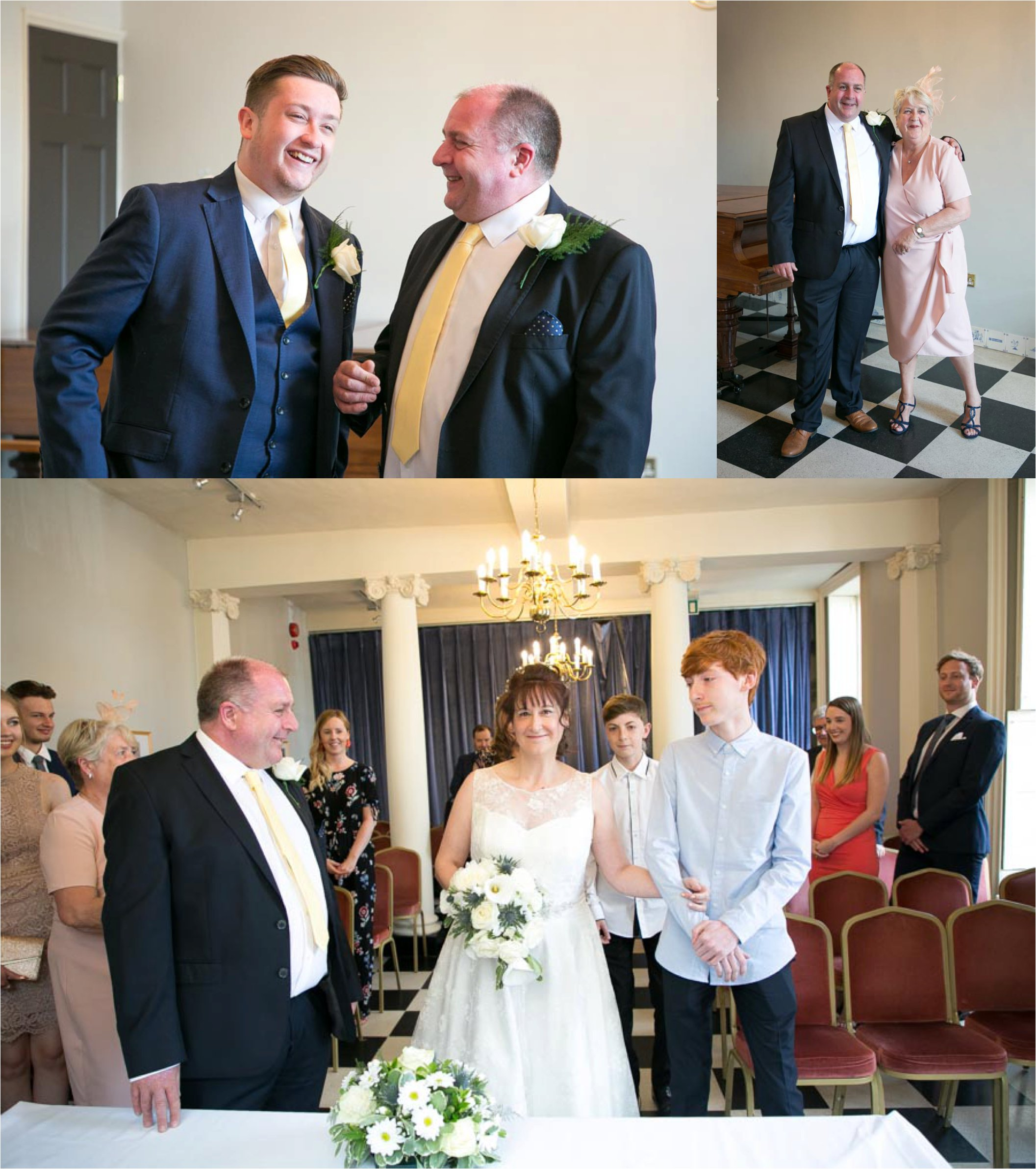 Intimate wedding, small wedding at Athenaeum Bury St Edmunds, Suffolk
