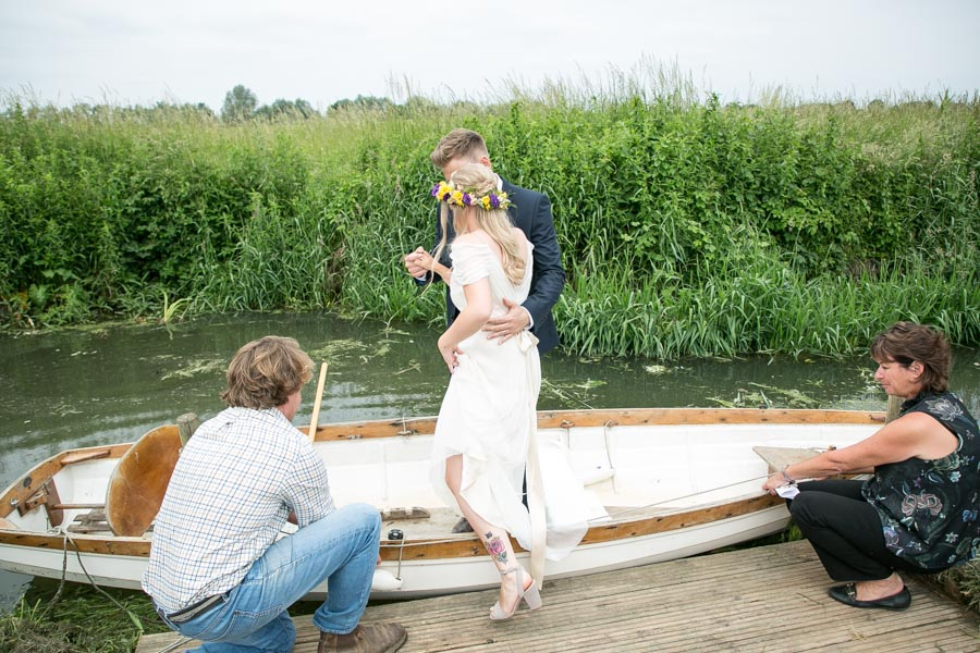 river boat wedding photography at Reid Rooms wedding Essex