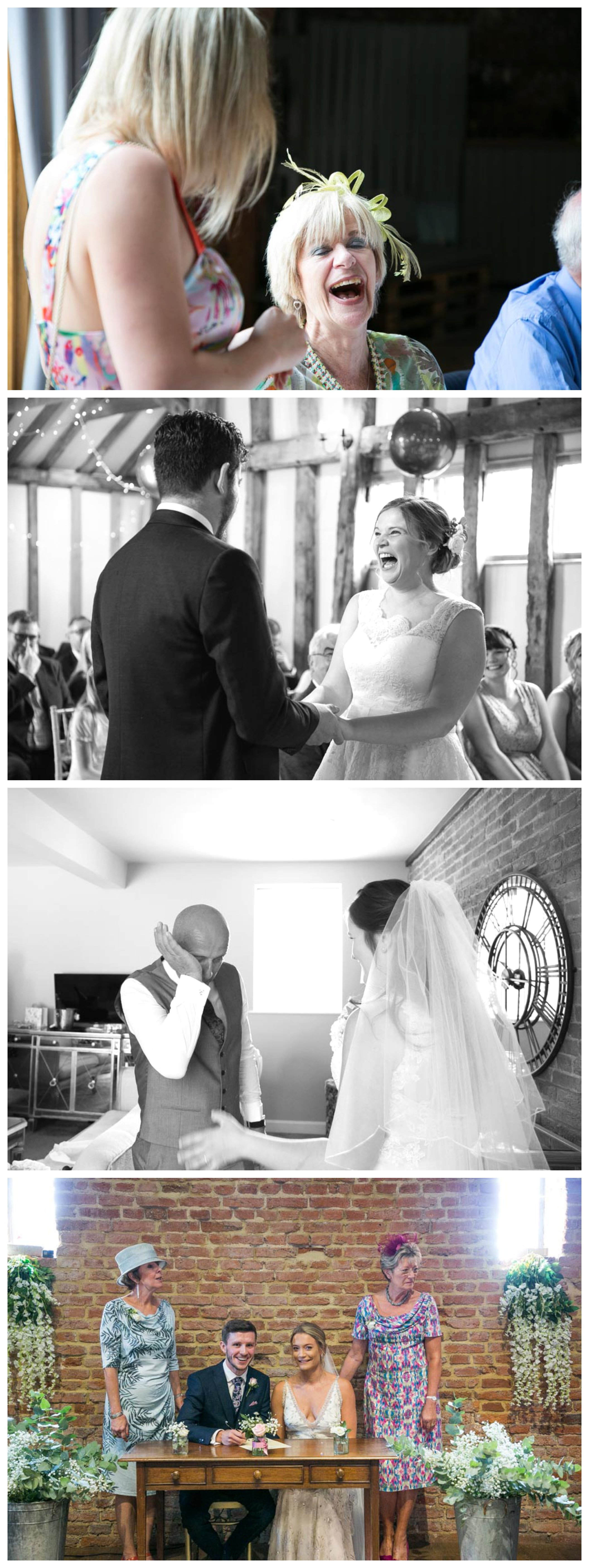 round up of wedding photography in Suffolk