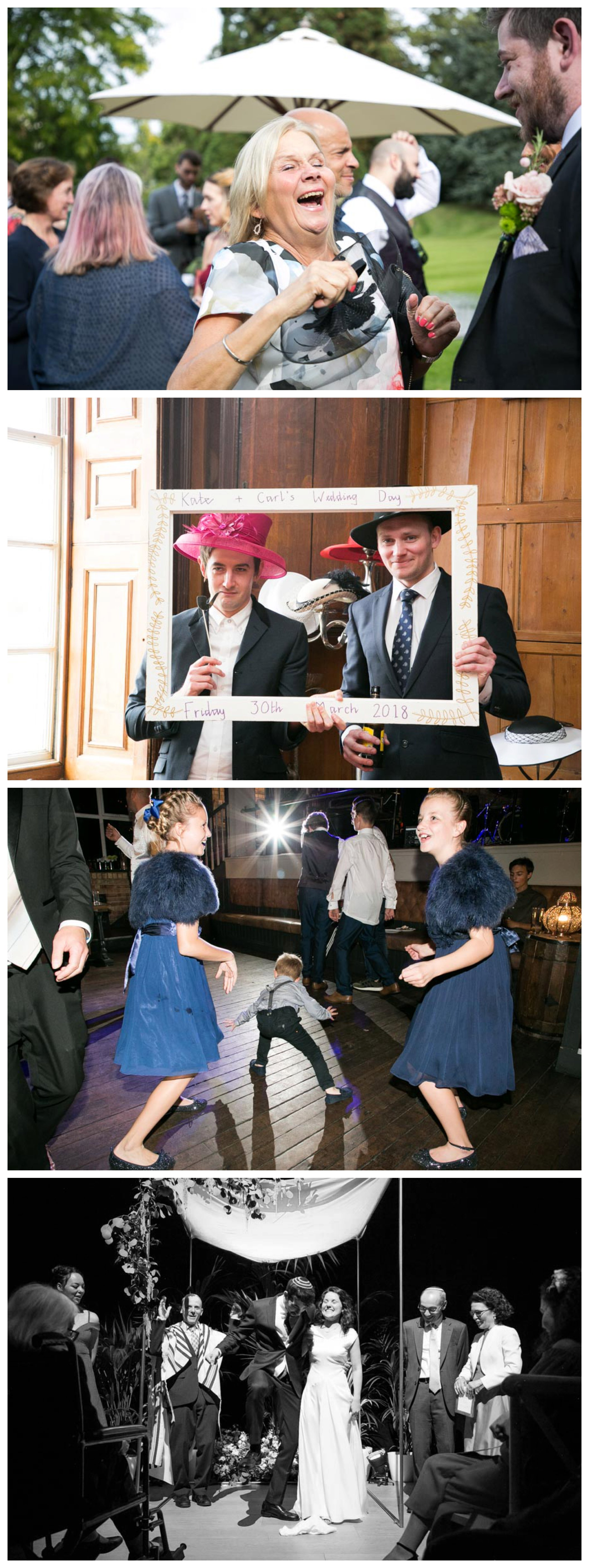 documentary wedding photography at copdock hall suffolk