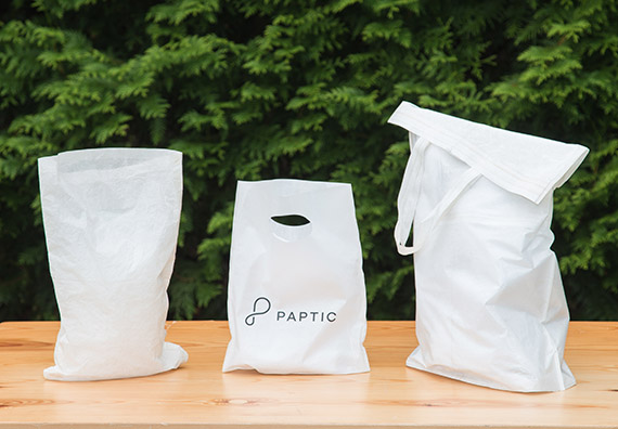 Paptic Carrier Bags