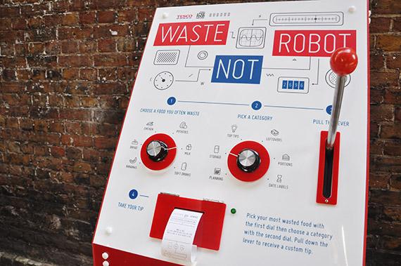 Food Waste Robot