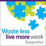 Waste Less Live More Week Supporter