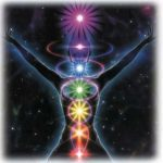 Rainbow Chakra Circle Reiki