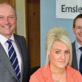 You're hired! Emsleys invests in a new apprentice